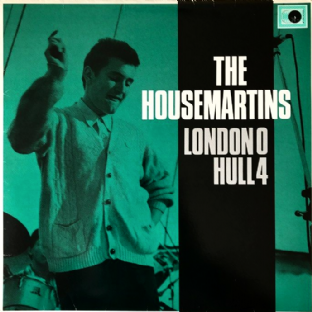 Housemartins (The) ‎- London 0, Hull 4 (LP) (VG/G++)